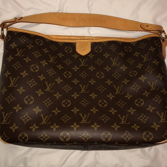 567d2214e21 Louis Vuitton Handbags - Pre -Owned Louis Vuitton Delightful MM Monogram